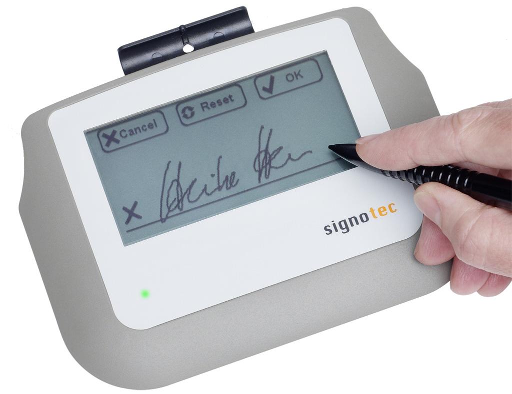 digitale unterschrift erstellen